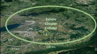 CERN Wants To Build A Particle Collider That's Four Times Larger Than The LHC