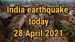 India earthquake today   magnitude 6.4 earthquake occurred near Assam