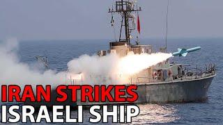 Iran Missile Hits Israeli Ship as Saudis Declare Iran Should Never Have Nukes | Watchman Newscast