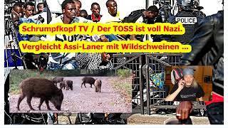 Trailer: Der Toss ist voll Nazi, vergleicht Assi-Laner mit Wildschweinen ...