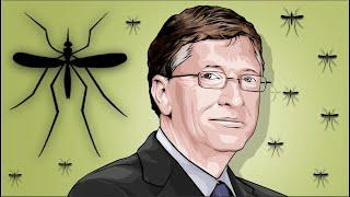 Gates & Military Funded Mosquitovaccine Delivery + Gates Backed Company To Release GM Mosquitoes