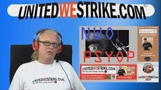 NWO – PSYOP Guest Michael UNITEDWESTRIKE Radio-Marathon 20160709