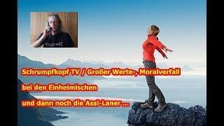 Trailer: Großer Werte-, Moralverfall bei den Einheimischen und dann noch die Ass.i-Laner
