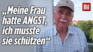Celle: Jetzt spricht der Juwelier, der zwei Räuber erschossen hat