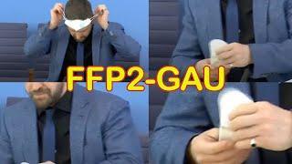 Mini-Masken-GAU der Regierung offenbart die ganze Scheinheiligkeit der FFP-2-Masken-scheinheiligkeit
