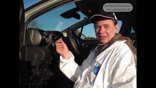 Versteckter Datensender in modernen Autos
