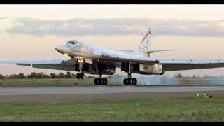 Russian Bombers Buzz North American Coastline