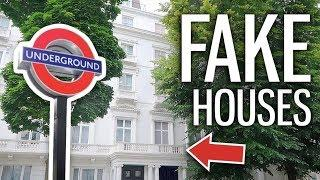London's Fake Houses