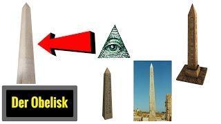 Der Obelisk - Zeichen der NWO