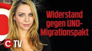 Widerstand gegen UNO-Migrationspakt, Patrioten in Europa: Die Woche COMPACT