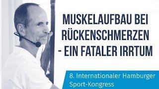 Muskelaufbau bei Rückenschmerzen?  Ein fataler Irrtum | Roland Liebscher-Bracht