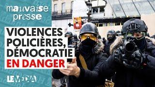 VIOLENCES POLICIÈRES, DÉMOCRATIE EN DANGER