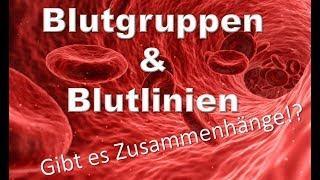 Blutgruppen und Blutlinien - Gibt es Zusammenhänge!?