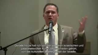 Der Sohn eines israelischen Generals sagt die Wahrheit über Juden und Palästinenser