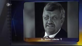 CDU Regierungspräsident Walter Lübcke erschossen - Ermittlungsstand 6.6.2019