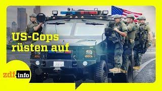 Paramilitärische Einheiten - Amerikas POLIZEI rüstet hoch - Doku