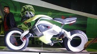 endlich mal ein modernes Kraftrad !