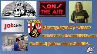 """Trailer: Schrumpfkopf TV / """"Wieder mal diverse Themenblöcke und Unstimmigkeiten beleuchtend!!!"""" .."""