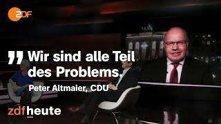 Rückzug oder Aufbruch - wer kann die CDU noch retten?   Markus Lanz vom 07. Oktober 2021