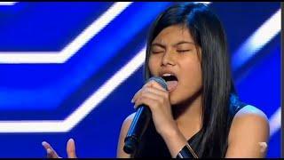 eine 14-Jährige sind wie ein Profi !!!   - The X Factor Australia