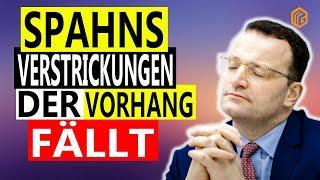 Jens Spahns Verstrickungen | Der VORHANG FÄLLT! | Der MILLIONEN Minister von Deutschland