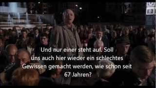 Hollywoods Botschaft der Zionisten an Deutschland