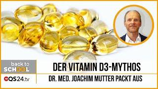 Der D3-Mythos | Dr. med. Joachim Mutter