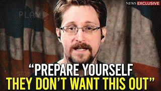 """""""This Is Way More Serious Than You Think""""   Edward Snowden (2021)"""