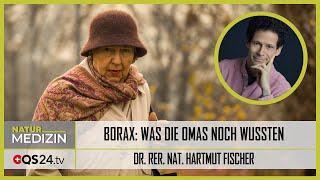 Borax: Was die Omas noch wussten   Dr. rer. nat. Hartmut Fischer   QS24 Gesundheitsfernsehen