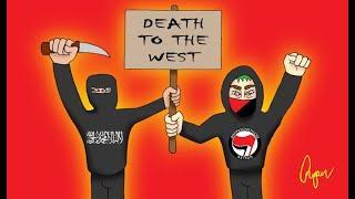 """Die amerikanische """"Resistance"""" und die Antifa - ISIS Connection"""