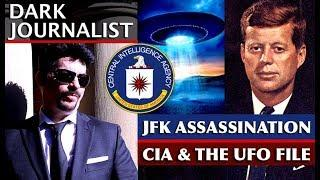 DARK JOURNALIST & LINDA MOULTON HOWE: THE CIA UFO FILE SECRET X-PROTECT & JFK ASSASSINATION!