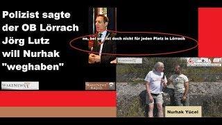 """Will Lörrachs OB Jörg Lutz den Bürger Nurhak Yücel """"weghaben""""? - Wake News Radio/TV 20190601"""