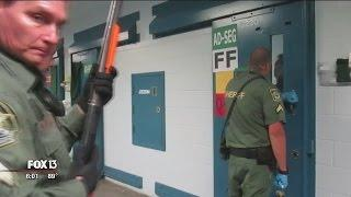 Video shows corrections officer shooting inmate through cell door