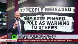 Das saudische Justizsystem: Köpfen, Verstümmeln, Lähmen, Kreuzigen
