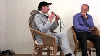 Vortrag: Elektrosensible berichten - Ulrich Weiner und Reinhard Lang