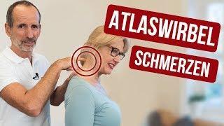 Atlaswirbel-Korrektur - Diese Übungen können bei HWS-Schmerzen helfen   Liebscher & Bracht