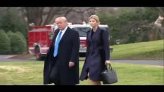 Donald Trump und Ivanka besuchen Familien von gefallenen Navy-Seals im Yemen