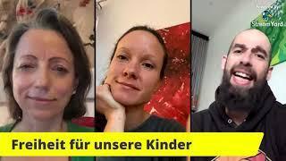 11.4.2021: Interview mit Miriam & dem Gesundheitsmechaniker – Schluss mit der Kinderquälerei ???????