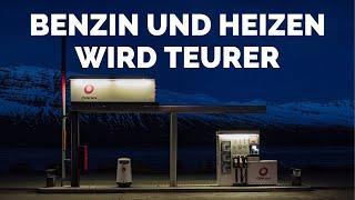 Benzin und Heizen werden teurer - zwei Euro pro Liter ?