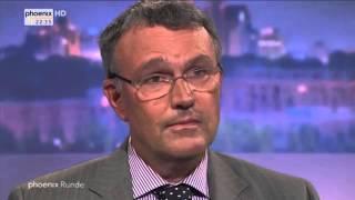 """Michael Lüders zur US-Politik: A.Denison: """"Ich möchte das nicht hören"""""""
