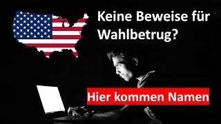 US-WAHL: Hacker und Algos sollen manipuliert haben