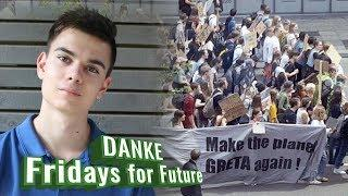 DANKE Fridays for Future