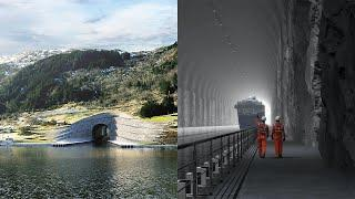 Norway's Cruise Ship Tunnel Plan Explained