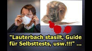 """""""Lauterbach stasilt, Guide für Selbsttests, usw.!!!"""" ..."""