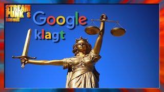 Endlich! GOOGLE verklagt Bundesjustizministerium - Weitergabe von Userdaten an BKA unrechtmäßig!