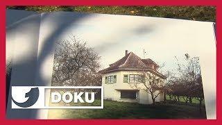 Militärbunker und Haus Attrappen in der Schweiz