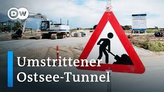 Deutschland/Dänemark: Umstrittener Tunnelbau | Fokus Europa
