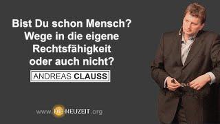der Weg in die Souveränität - Andreas Clauss
