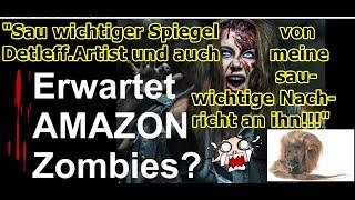"""""""Sau wichtiger Spiegel von Detleff.Artist und auch meine sau wichtige Nachricht an ihn!!!"""" ..."""