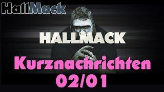 HallMack Kurznachrichten 02/01